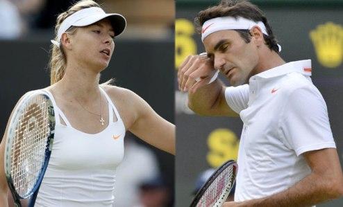 Forbes: Шарапова и Федерер — самые высокооплачиваемые теннисисты