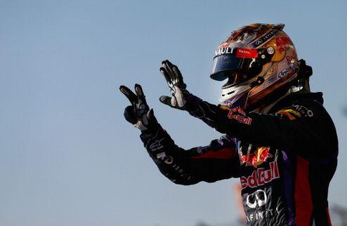 Формула-1. Очередной рекорд Феттеля, первые очки Боттаса