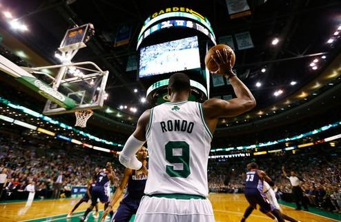 НБА. Эйндж отрицает переговоры о трейде Рондо