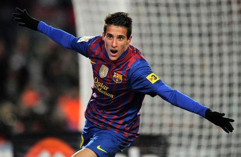 Тельо может пропустить следующий матч Барселоны