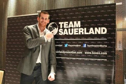 Прайс будет сотрудничать с Sauerland Event