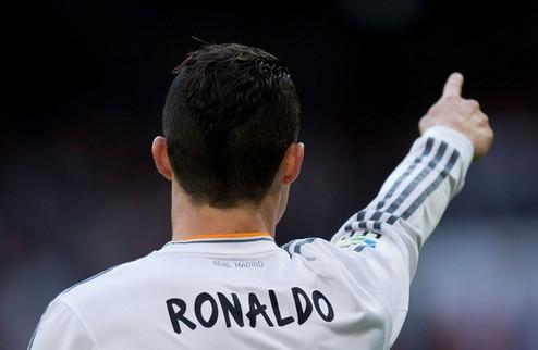 Роналду хочет закончить карьеру в Реале