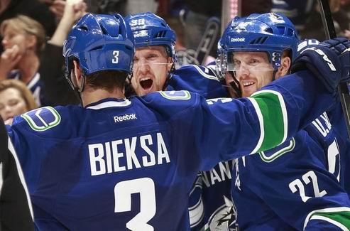 НХЛ. Победы Монреаля и Питтсбурга, успех Ванкувера, Хиллер vs Бишоп