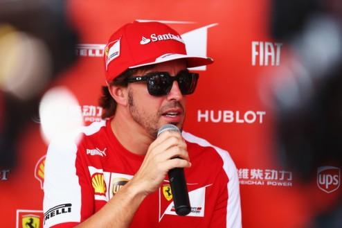 """Формула-1. Алонсо: """"Борьба в квалификации и в гонке будет крайне сложной"""""""