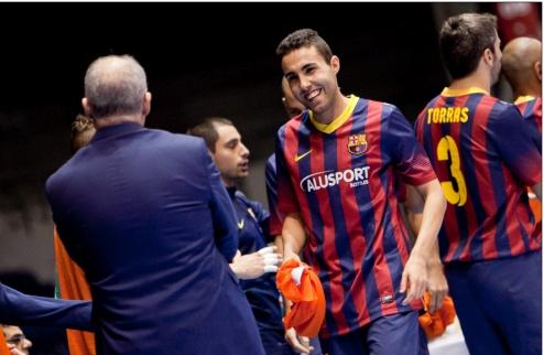 Футзал. Кубок УЕФА. Барса — в финале четырех, Локо официально второй