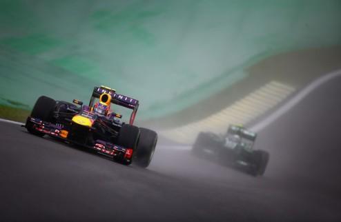 """Формула-1. Феттель: """"Команде удалось отлично настроить автомобиль"""""""
