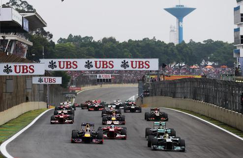 Формула-1. Рекордная победа Феттеля, прощальный подиум Уэббера