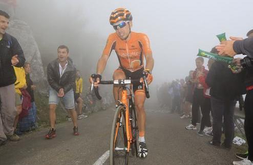 Велоспорт. Антон может перейти в Team Colombia