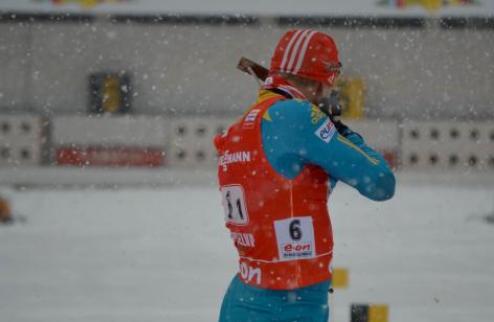 Биатлон. Украина дозаявила Биланенко и Супрун на этап в Эстерсунде