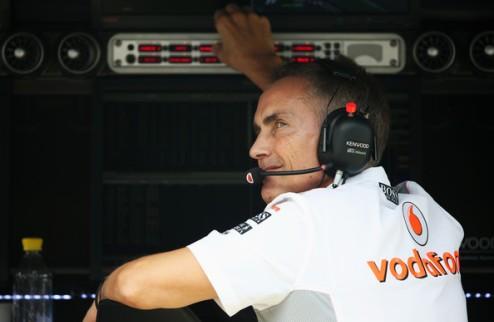 Формула-1. Уитмарш доволен гонкой в Бразилии