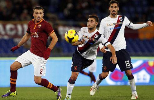 Рома оставляет Ювентус лидером
