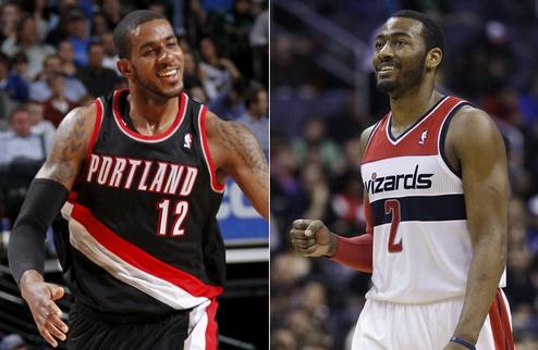 НБА. Уолл и Олдридж — игроки недели
