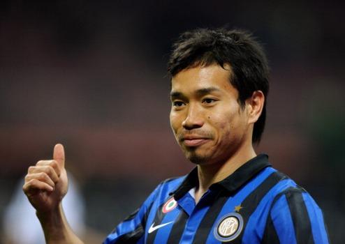 Нагатомо — лучший игрок Азии