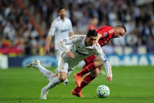 ФИФА отменила фотосессию с Рибери. Роналду получит Золотой мяч?