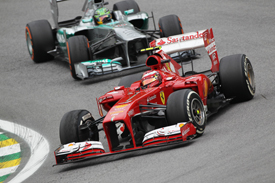 Формула-1. Ди Монтедземоло критикует организаторов Гран-при Бразилии