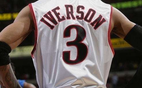 НБА. Филадельфия увековечит номер Айверсона в 2014-м году