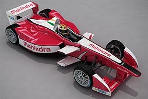 Mahindra — восьмая команда Формулы-Е