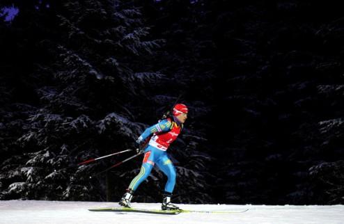 Биатлон. Украина назвала состав на женский спринт