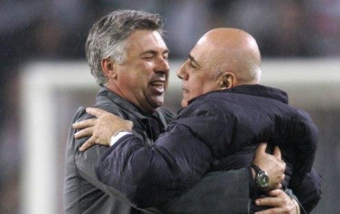 """Анчелотти: """"Галлиани — большая потеря для Милана"""""""