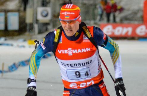 Биатлон. Украина назвала состав на мужской спринт