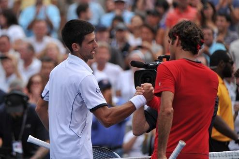 Джокович верит в Федерера