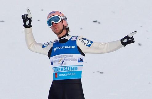 Прыжки с трамплина. Кох: цель — вернуться в сборную Австрии