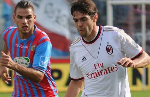 Волевая победа Милана на выезде
