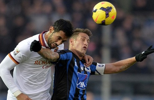 Интер и Рома вновь остались без побед