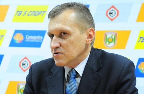 """Большаков: """"Не дали разыграться сопернику"""""""