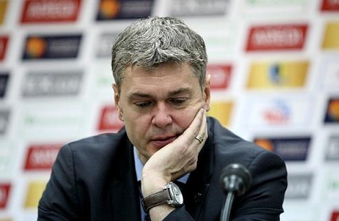 """Багатскис: """"В начале сезона игроки были готовы играть через..."""""""