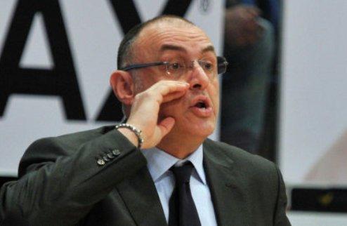 Астана уволила главного тренера