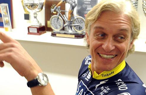 """Велоспорт. Тиньков: """"Наши цели ясны — выиграть Тур де Франс"""""""