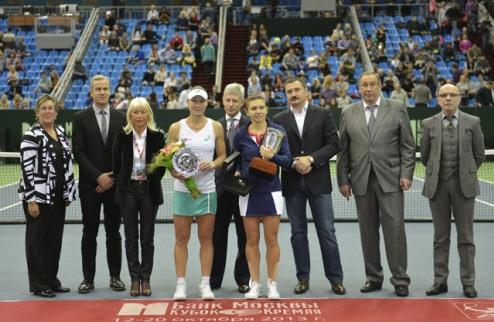 В следующем году изменится расписание Москвы (WTA)  и Сингапура (WTA)