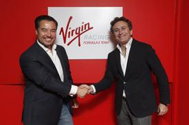 Virgin — девятая команда Формулы-Е