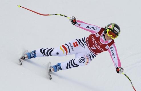 """Горные лыжи. Штехерт: """"Тренировка была трудной"""""""