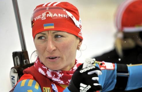 Биатлон. Вита Семеренко начнет сезон в Хохфильцене