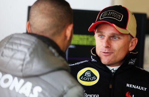 Формула-1. Ковалайнен может вернуться в Катерхэм