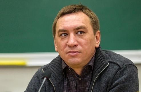 Волик стал первым вице-президентом Металлиста