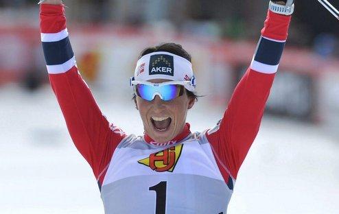 Лыжные гонки. Норвежки вне конкуренции в эстафете