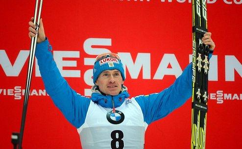 Лыжные гонки. Вылегжанин обставил норвежцев