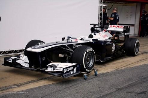 Формула-1. Уильямс усиливается специалистами из Лотуса и Ред Булла