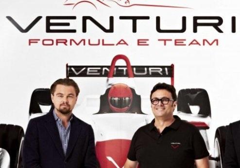 Venturi — десятая команда Формулы-Е