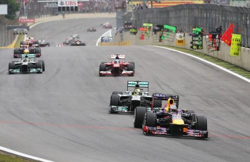 Очередная революция правил в Формуле-1