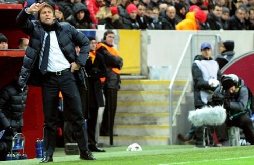 Конте прошелся по УЕФА за матч в болоте
