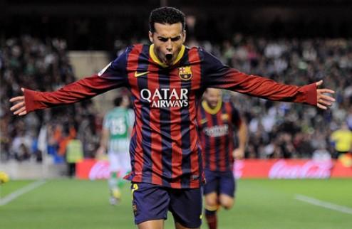 Педро не хочет играть против Арсенала и Сити
