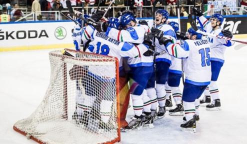 МЧМ. Италия празднует третью победу кряду на турнире