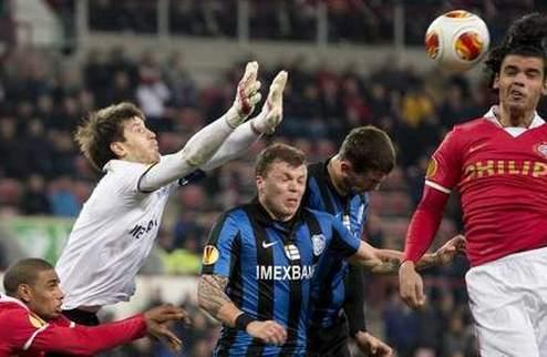 Черноморец выходит в плей-офф Лиги Европы!
