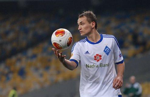 Макаренко продлил контракт с Динамо