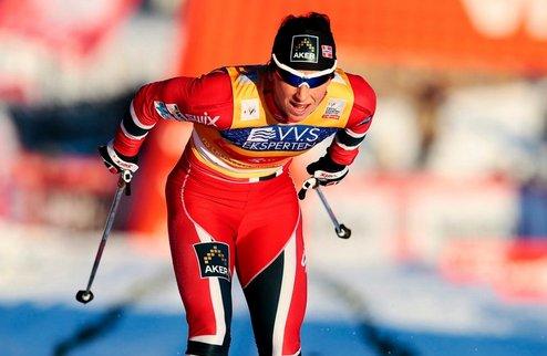 Лыжные гонки. Норвежки доминируют в Давосе