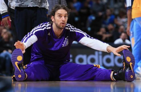 """НБА. Лейкерс пытаются """"слить"""" Газоля"""